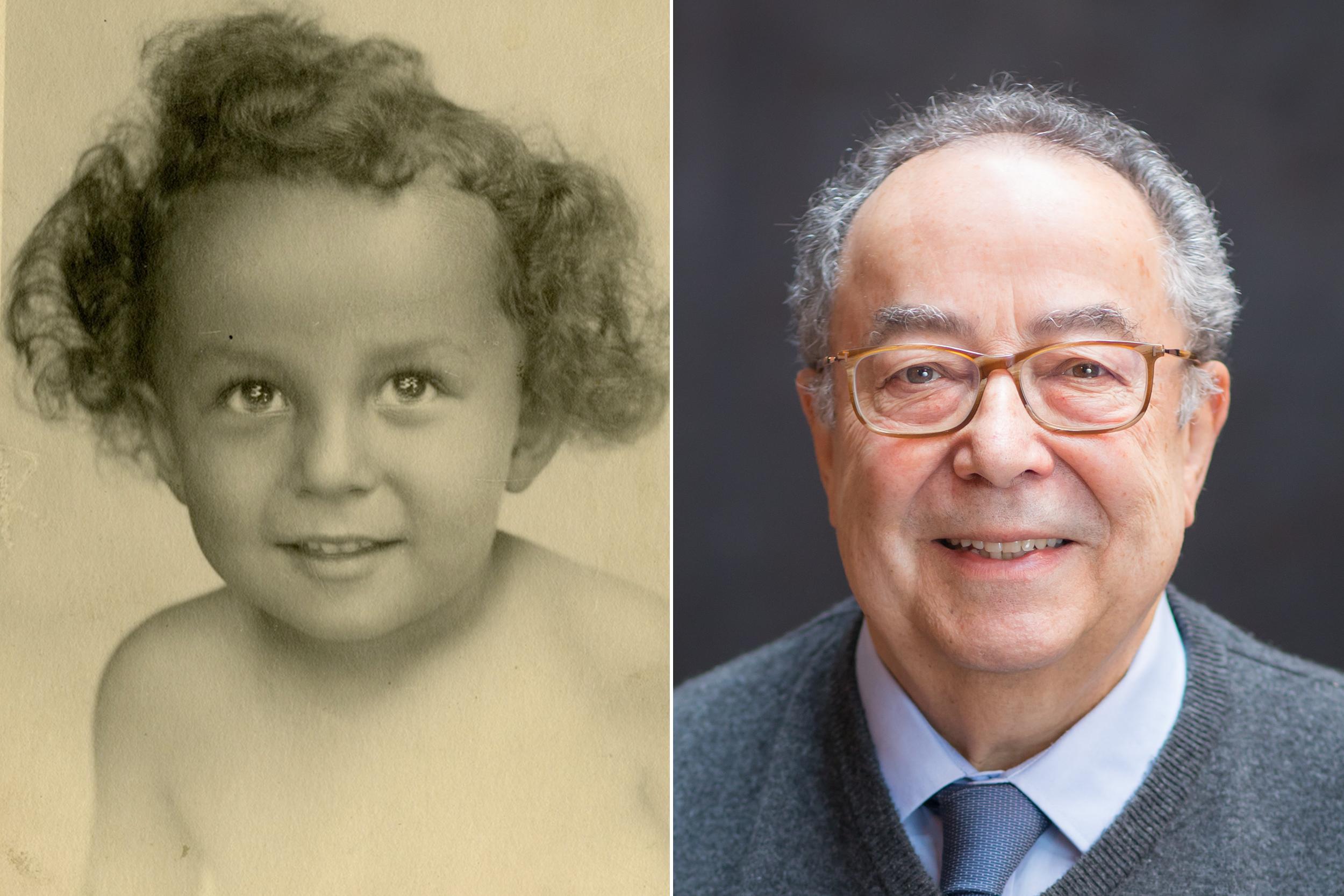 Photographs of Joel Nommick.US Holocaust Memorial Museum