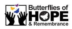 Butterflies of Hope Logo