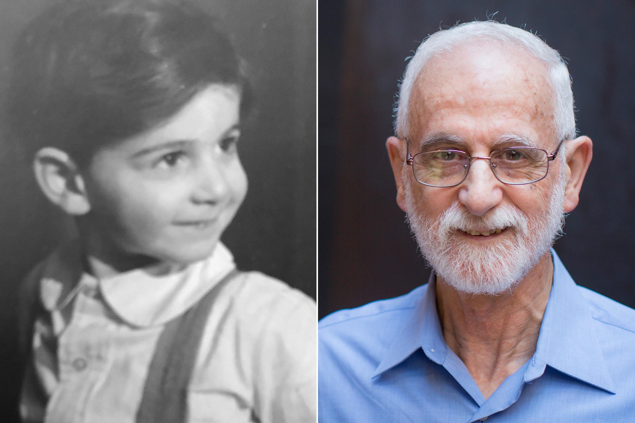Photographs of Ralph Berets.US Holocaust Memorial Museum