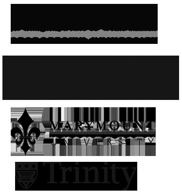 Catholic Stacked Logos