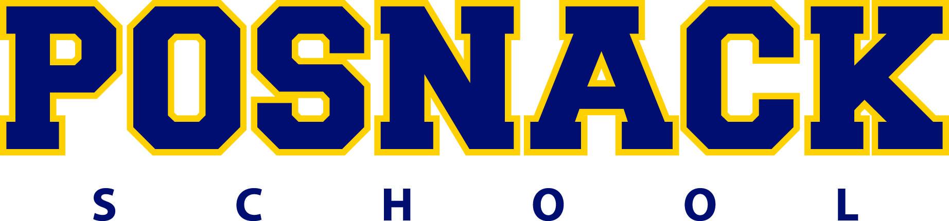 Posnack School logo